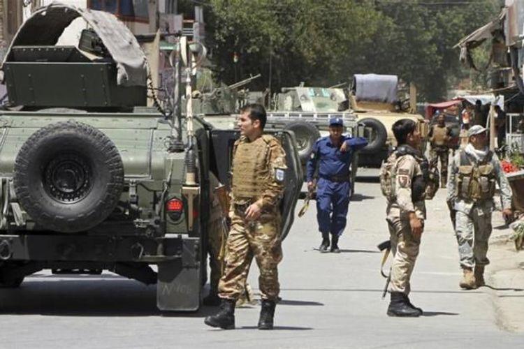"""Əfqanıstanda """"Taliban""""çılarla atışmada təhlükəsizlik qüvvələrinin 25 əməkdaşı öldürülüb"""