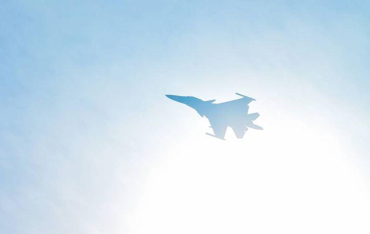 Су-34 разбился в России
