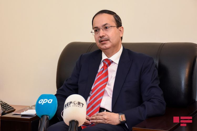Посол Пакистана поздравил азербайджанский народ с успехами армии