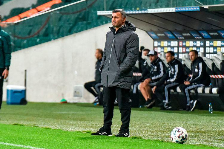 """Qurban Qurbanov: """"Futbolçularımı sabahkı matça motivasiya etməyə çalışacam"""""""