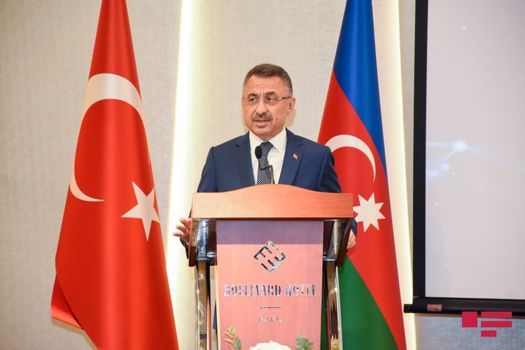 """Fuat Oktay: """"If there are unexpected steps by Armenia and Azerbaijan wants support, of course, Turkey will support"""""""