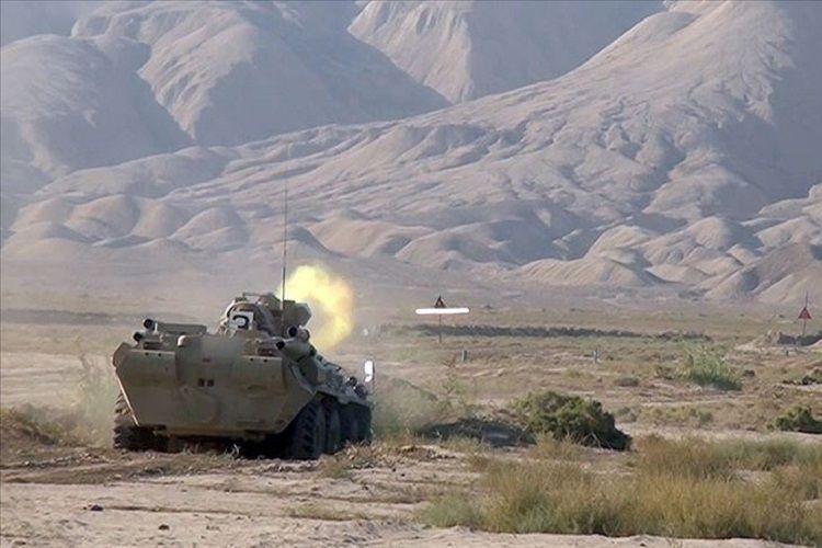 Müdafiə Nazirliyi: Ağdərə istiqamətində düşmənin müdafiə sahəsinə ciddi zərbələr endirilib