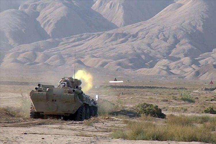 Минобороны: В Агдеринском направлении нанесен серьезный удар по обороне противника
