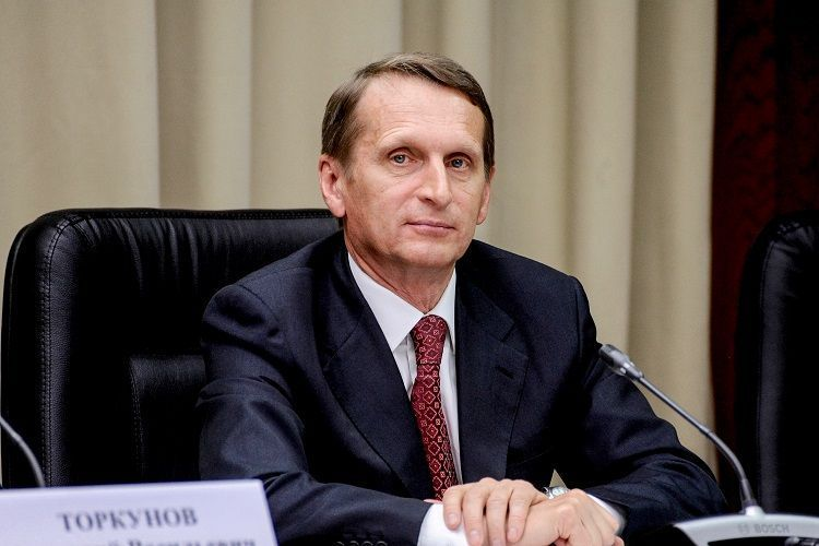 Russian Foreign Intelligence Chief arrived in Minsk