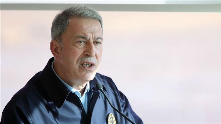"Turkish Defense Minister: ""Armenia must leave occupied Azerbaijani lands!"""