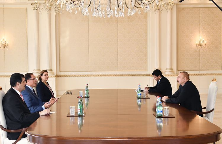 Azerbaijani President: Fascist regime in Armenia is the biggest threat to our region, to the world
