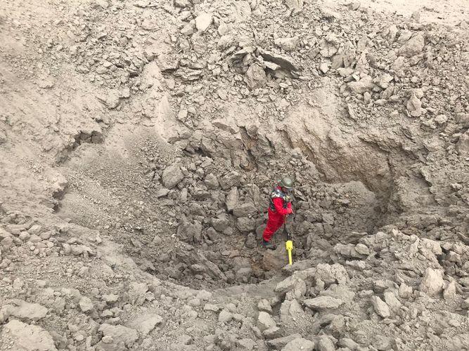 В результате ракетного обстрела армянами Габалы 1 человек получил ранения, 5 домам нанесен ущерб - ФОТО