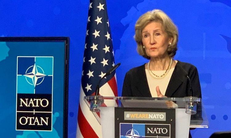 U.S. Permanent Representative to NATO: The conflict should be resolved within the sovereign boundaries of Azerbaijan
