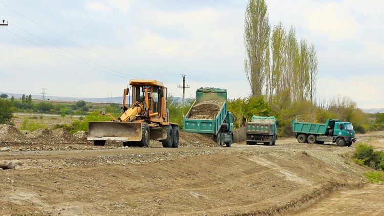 Reconstruction of historical roads leading to Sugovushan and Talysh villages begins