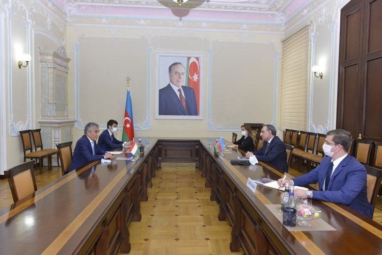 """Kamran Aliyev: """"18 are women, 8 children among civilians killed as a result of Armenian provocation"""""""