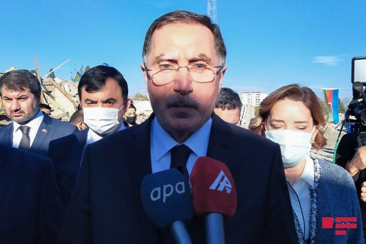 "Chief Ombudsman of Turkey: ""What happened in Ganja are atrocity"""