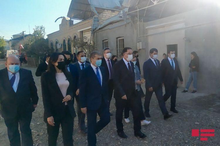 Главный омбудсмен Турции посетил Гянджу - ОБНОВЛЕНО