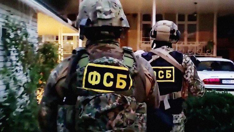 ФСБ России  предотвратила теракт в Москве