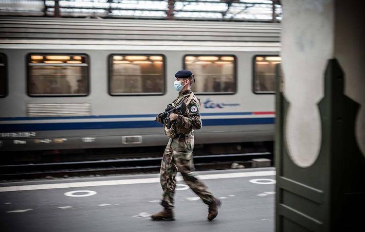 В Лионе эвакуируют вокзал