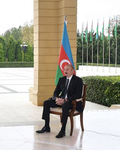 Azerbaıjanı President: Turkey must be actively involved, is involved and we strongly support it