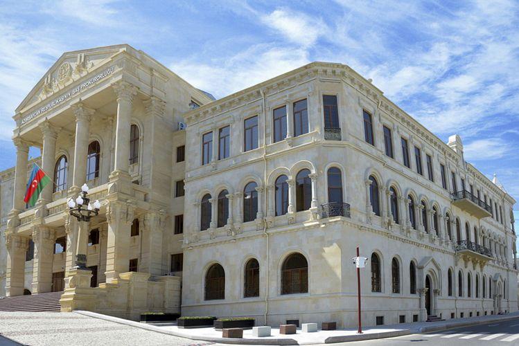 Prokurorluq: Hərbçilərimizin Zəngilanda üzərinə bayraq sancdığı  prokurorluq binası 1991-ci ildə istifadəyə verilib