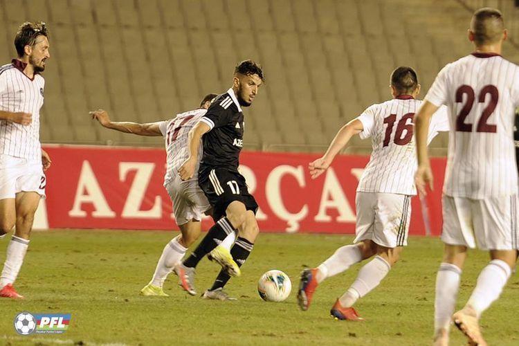 «Карабах» неудачно стартовал в групповом этапе Лиги Европы