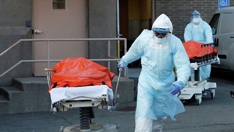 В Москве умерли 62 пациента с коронавирусом