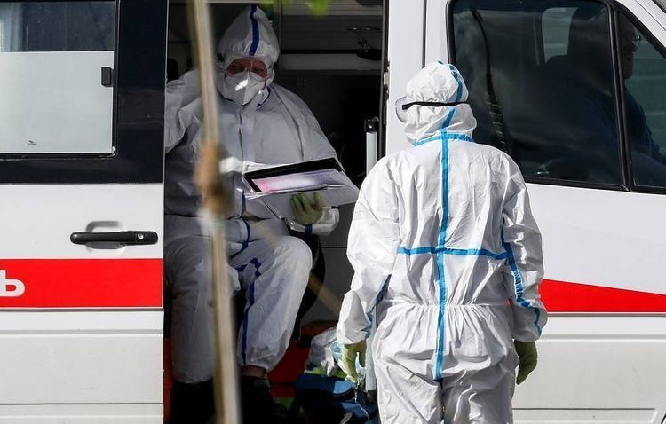 Moscow records another 62 coronavirus deaths