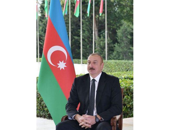 President Ilham Aliyev: All the regions of Azerbaijan must be liberated