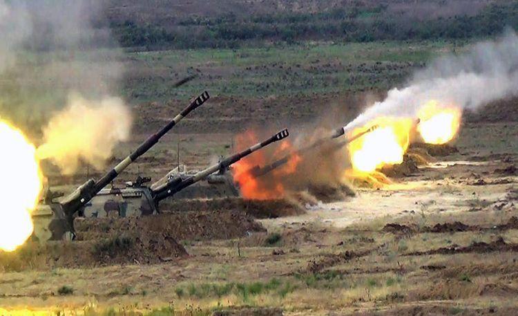 Armenia fired at Azerbaijan
