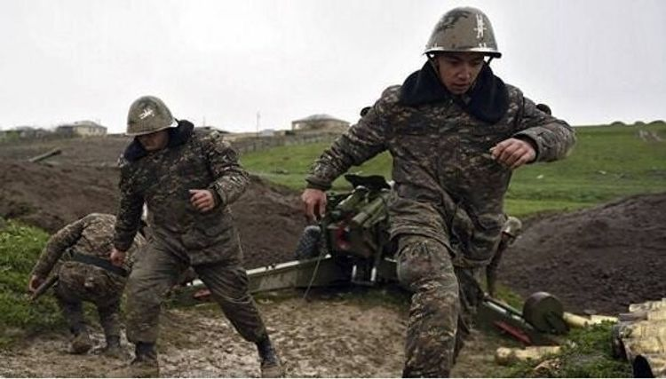 Armenian army personnel refused to get engaged in battles