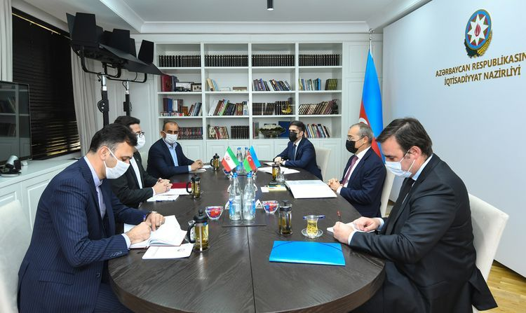 Iran is interested in construction of liberated border areas of Azerbaijan