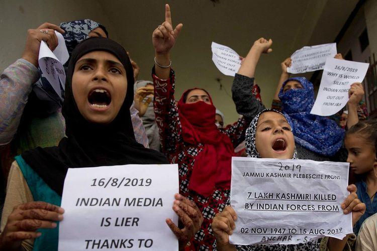 Why Kashmiris around the world celebrate 27 October as a Black Day? - Ambassador writes