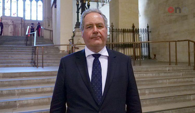 Британский парламентарий: Минская группа ОБСЕ не выполнила свой мандат, ее надо менять