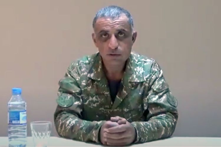 Сдавшийся нашей армии майор обратился к армянскому народу: Не пускайте наших детей воевать на территории Азербайджана - ВИДЕО