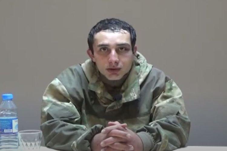 Армянский военнопленный: Обращаюсь к армянскому народу, не нужно воевать за земли, которые нам не принадлежат - ВИДЕО
