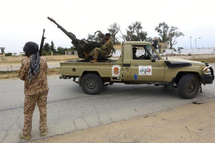 Стороны ливийского конфликта договорились о прекращении огня