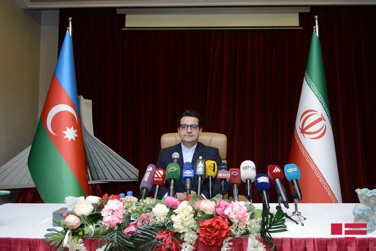 Посол: Азербайджано-иранская граница останется границей дружбы, мира и безопасности для двух соседних народов
