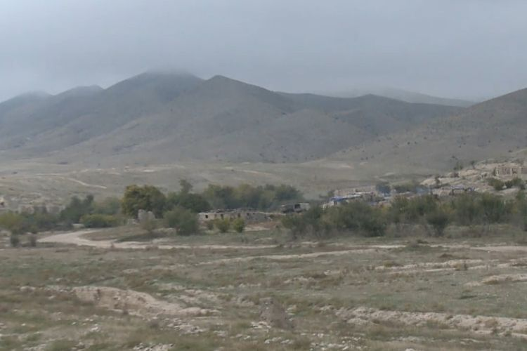 MoD: Liberated from the occupation the Minbashili village of the Jabrayil region - VIDEO