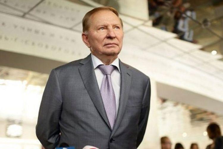 Leonid Kuçma Prezident İlham Əliyevə məktub göndərib