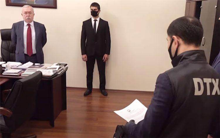 XİN-in İşlər idarəsinin sabiq müdiri Fərhad Molla-zadənin həbs qətimkan müddəti uzadılıb