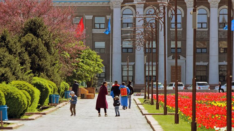 Kyrgyzstan reports 556 new COVID-19 cases, 55,144 in total