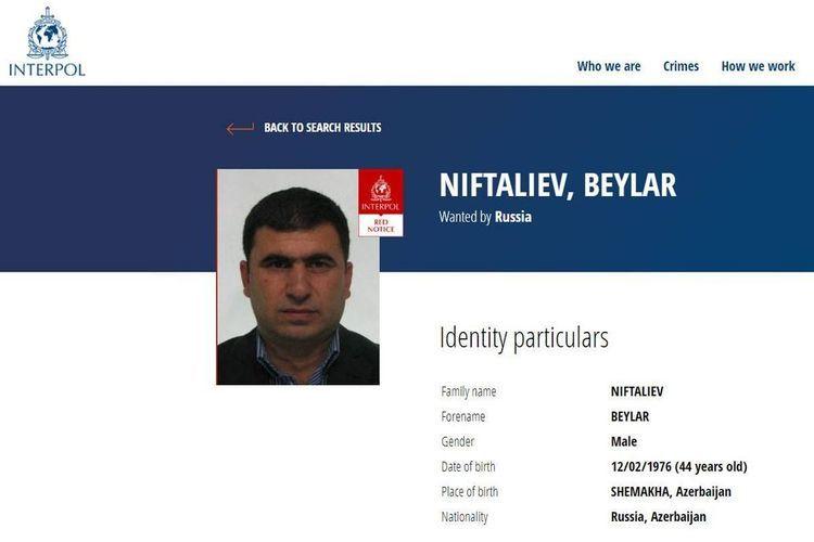 Россия объявила в розыск двух азербайджанцев по линии Интерпола - ФОТО