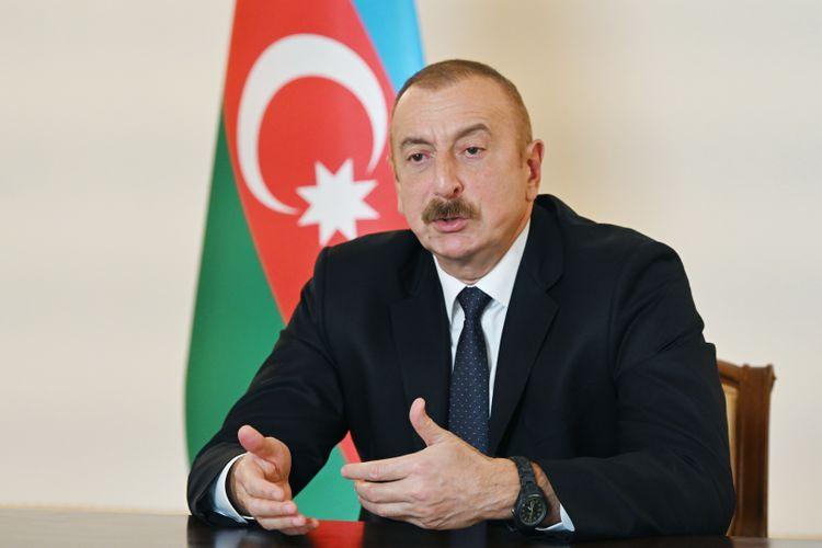 """Prezident İlham Əliyev: """"Gürcüstanla münasibətlərimiz mükəmməldir"""""""