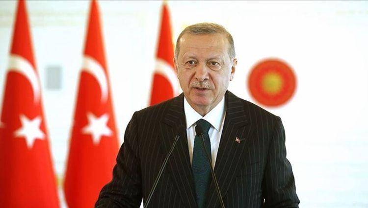 Эрдоган: Азербайджанские братья успешно освобождают свои земли от оккупации