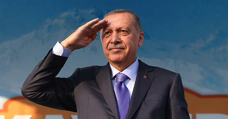 """Erdogan: """"I believe that our Azerbaijani brothers will win this fight"""""""