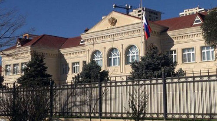 Russia's embassy disseminated information about teenager who sustained injury and died in hospital as result of rocket strike in Ganja