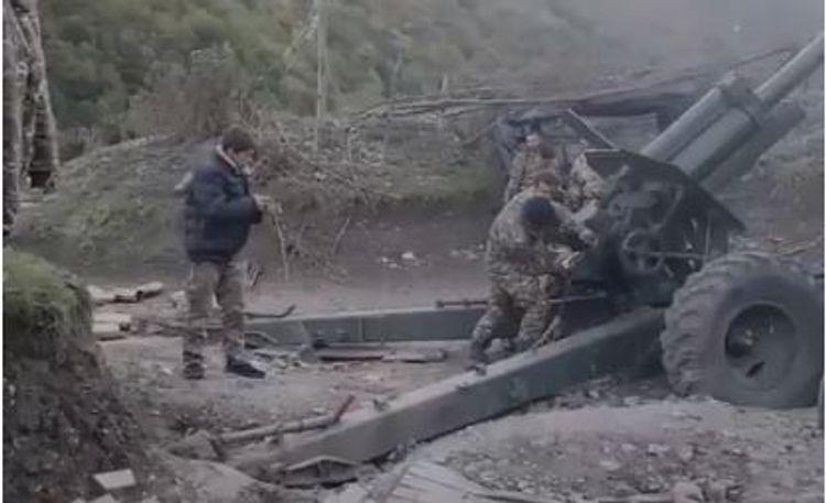 Armenia uses child soldiers against Azerbaijani military - VIDEO
