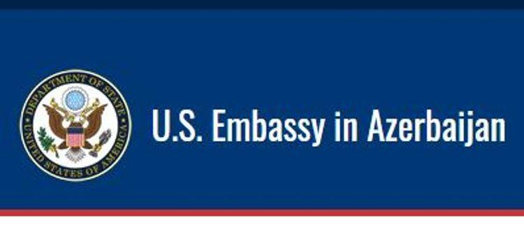 Посольство США в Азербайджане предупредило американцев об опасности