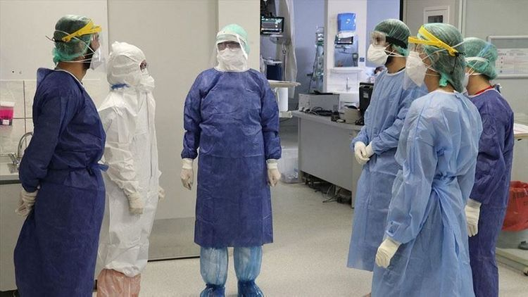 Turkey reports over 2,000 new virus cases