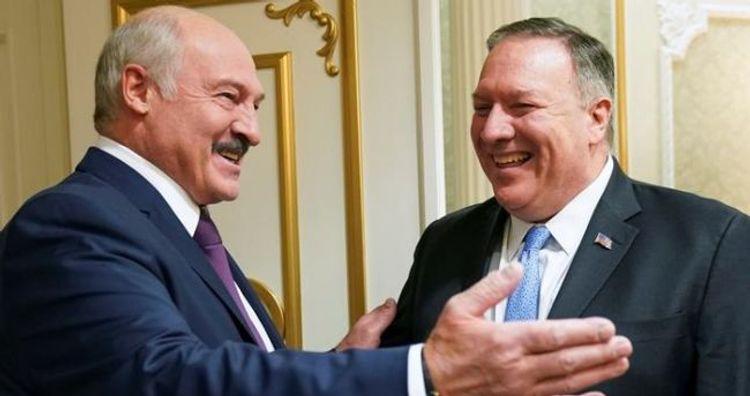 Помпео призвал Лукашенко не опасаться угрозы со стороны НАТО