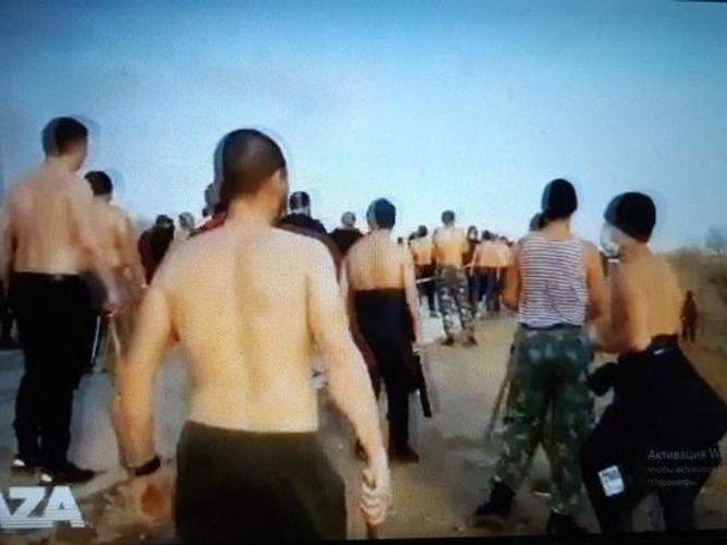 В России полиция пресекла межнациональный конфликт