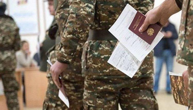 Ermənistanda hərbi çağırışdan yayınmaq üçün saxta COVID-19 arayişi alan şəxs saxlanılıb