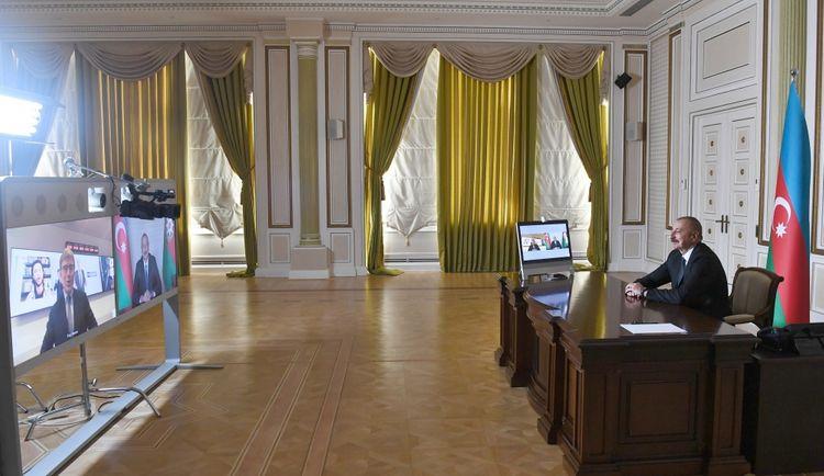 President Ilham Aliyev gave an interview to U.S. Fox News TV channel - UPDATED