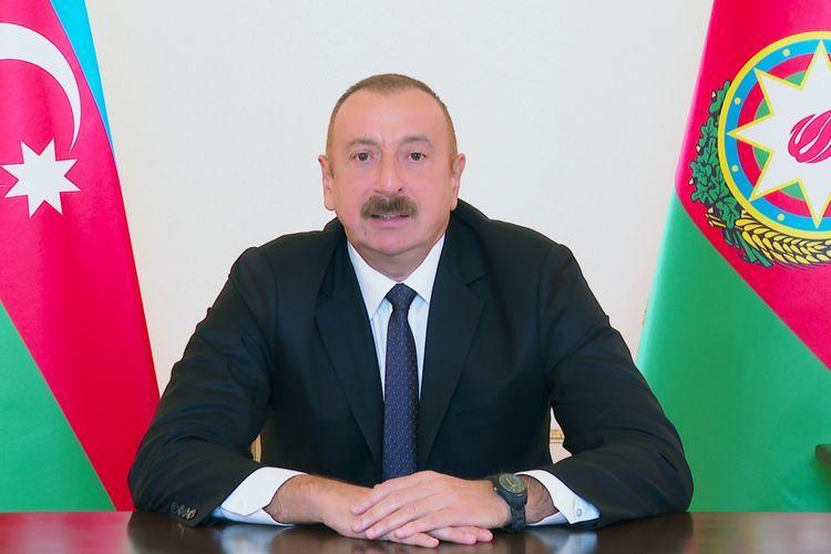 Президент Азербайджана: У нас нет серьезных социальных проблем. Коррупция есть везде, и мы ведем борьбу с ней